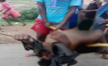 झारखण्ड: मवेशी चोरी के आरोप में दो लोगों की पीट पीटकर हत्या
